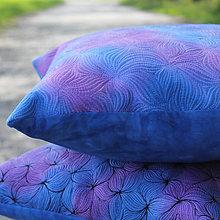 Úžitkový textil - V barvách hortenzií II - 10691418_