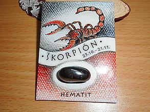 Magnetky - magnetka-škorpión - 10693077_