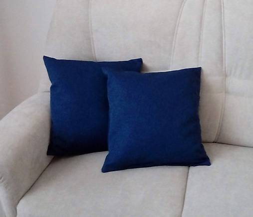 vankúš indigo blue