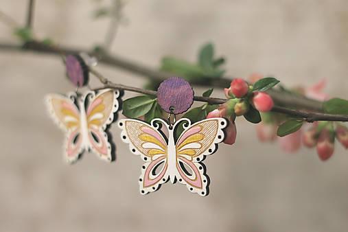 Motýľovce (Ružová)