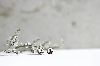 Náušnice - Mini príroda (Strom) - 10691674_