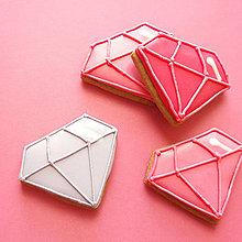 Pomôcky - Vykrajovačka Diamant - 10690988_
