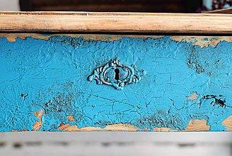 Kurzy - Workshop patina a efekty s Chalk PaintTM a SaltwashTM 1. jún 2019 - 10692451_