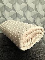 Textil - Minky - CUDDLE DIMPLE® Latte - 10694123_