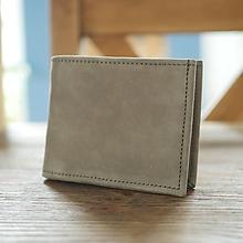 Peňaženky - Kožená peňaženka na doklady - Alex Klasik - 10693433_