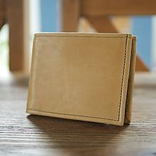 Peňaženky - Kožená peňaženka na doklady - Alex Klasik - 10693442_
