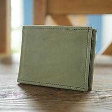 Peňaženky - Kožená peňaženka na doklady - Alex Klasik - 10693474_