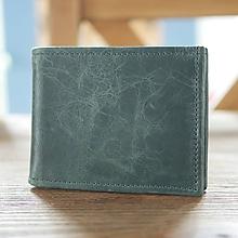 Peňaženky - Kožená peňaženka na doklady - Alex Klasik - 10693486_