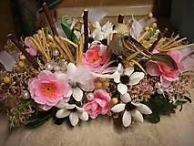 Dekorácie - V kvetinovom zátiší... - 10694932_