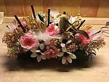 Dekorácie - V kvetinovom zátiší... - 10694934_