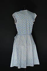 Šaty - Madeirové vyšívané šaty na leto - 10694894_