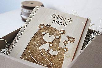 Papiernictvo - Zápisník ''pre Mamičku'' - 10695940_
