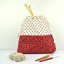 Iné tašky - Tvoritaška ~ projektová taška na vaše tvorenie - 10694392_