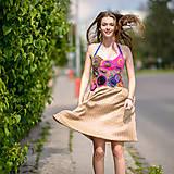 Šaty - Origo šaty hačkovanec limit - 10693657_