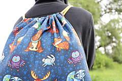 Batohy - Nepremokavý zvieratkový batôžtek - 10693835_