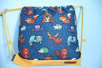 Batohy - Nepremokavý zvieratkový batôžtek - 10694243_