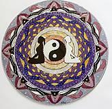 Obrazy - Mandala podpory a vedenia - 10693932_