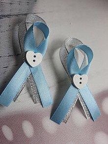 Pierka - Nebeské modré pierka - 10697919_