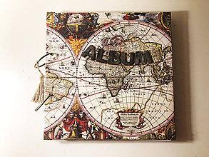 Papiernictvo - Cestovateľský album - SVET 3 - 10698268_