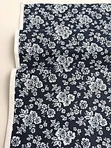 bavlnený obrus modrotlač rôzne rozmery (140/40 cm)