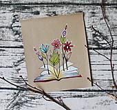 Kresby - Knižný príbeh jari - 10696302_