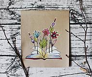 Kresby - Knižný príbeh jari - 10696303_