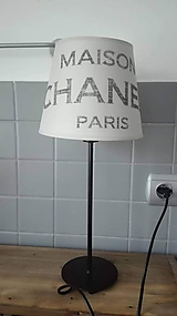 Svietidlá a sviečky - Lampa MAISON CHANEL PARIS - 10696713_