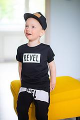 - Tričko krátky rukáv - Revel (98) - 10698823_