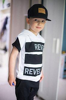 Detské oblečenie - Letná mikina - REVEL - 10698738_