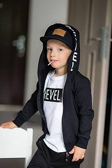 Detské oblečenie - Mikina na zips - REVEL - 10698933_