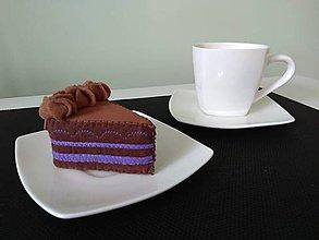 Hračky - Šitá tortička - 10696450_