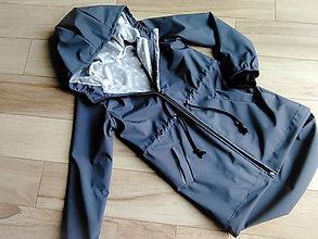 Kabáty - Softshellová parka so vsadkou na nosenie - 10696454_