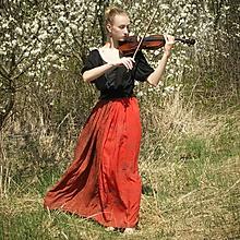 Sukne - Maxi sukňa cihlová s malbou S-XL - 10698235_