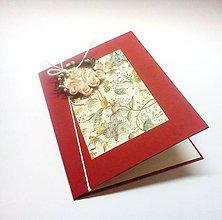 Papiernictvo - Pohľadnica ... venček - 10701192_