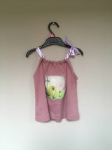 Detské oblečenie - Recy top Zázračný lampy - 10700052_