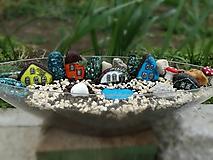 Dekorácie - Maľované kamienky - 10699985_