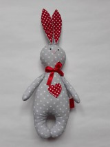 Hračky - Zajac - hračka - 10699290_