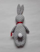 Hračky - Zajac - hračka - 10699291_