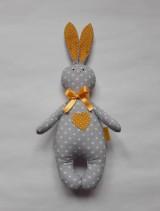 Hračky - Zajac - hračka - 10699294_