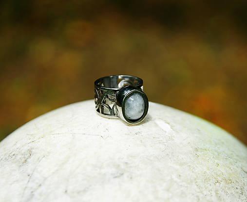 Nerezový prsten ..