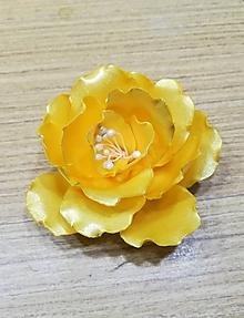 Detské doplnky - Pinetka Kvet z dúhy  (Žltá) - 10700236_