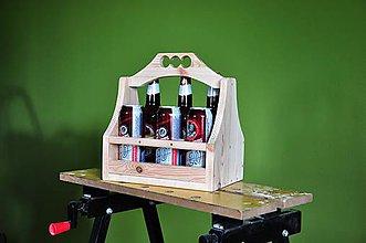 Iné - Nosič na pivo - 10700201_