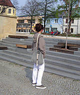 Veľké tašky - Ľanová taška pre pohodu ;) - 10700646_