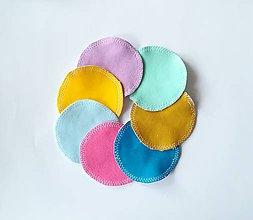 Úžitkový textil - Čistiace tampóny mix - 10701273_