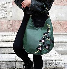 Kabelky - Kožená kabelka Parfém_Evita_R - 10701646_
