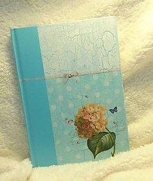 Drobnosti - Zápisník Hortenzia - 10699760_