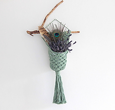 Nádoby - držiak na kvet