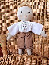 Bábiky - bábika Kubko - 10702370_