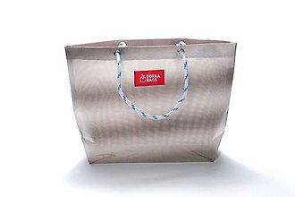 Veľké tašky - Úsmev ako dar: DORKA bag edícia VÚB IV. (VUB39) - 10704327_