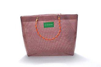 Veľké tašky - Úsmev ako dar: DORKA bag edícia VÚB IV. (VUB40) - 10704329_